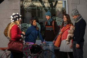 Wollbekleidung Winter Zürich