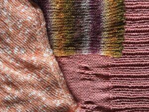 Handarbeit, Stricken, Wollbekleidung