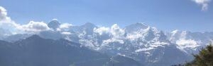 Panoramabild, Bergpanorama